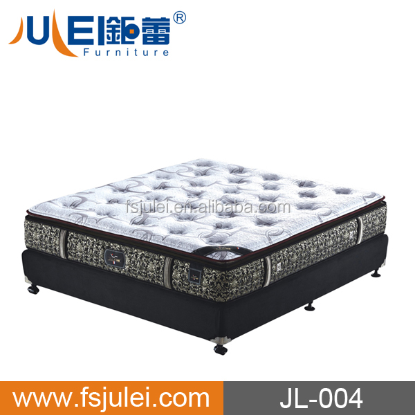 high-class chinese bed sponge mattress JL-004