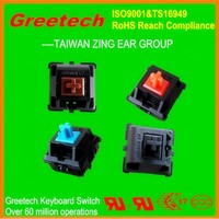 greetech key switches for keyboard mechanical, key switches zing ear mx switches