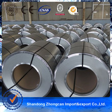 China Shandong Zhongcan Steel 0.65mm*1100mm mini-spangle GI Coils Good Quality and Reasonable Price for Sale