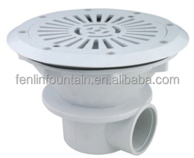 Swimming pool plastic main drain cover buy plastic main - Swimming pool main drain cover replacement ...