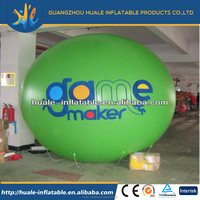 2016Newest design Iinteresting fun inflatable hot air balloon price /for sale
