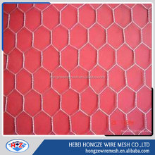 Anping Factory PVC Coated Rabbit wire mesh/chicken wire/ Hexagonal wire mesh