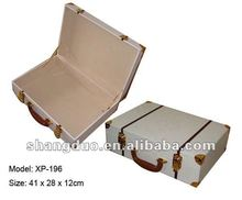 Leather coverd Case, suite case in wonderful quality