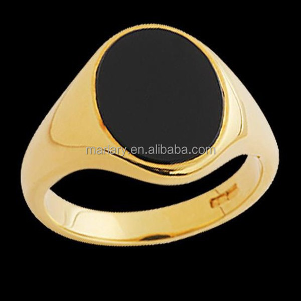 Cheap Wholesale Men Stainless Steel Custom Signet Ring