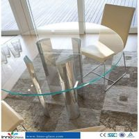 8mm Oceanic Tempered Glass Dining Table ,Glass tables,Glass Table Tops