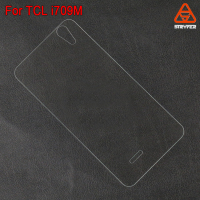 Factory privacy/mirror anti glare mobile Tempered screen protectors/guard/film for TCL I709M S5