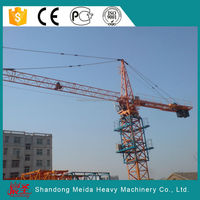 TC4708/QTZ40 used tower crane in dubai / construction machinery