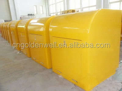 fiberglass machinery cover , frp hard cover for machinery