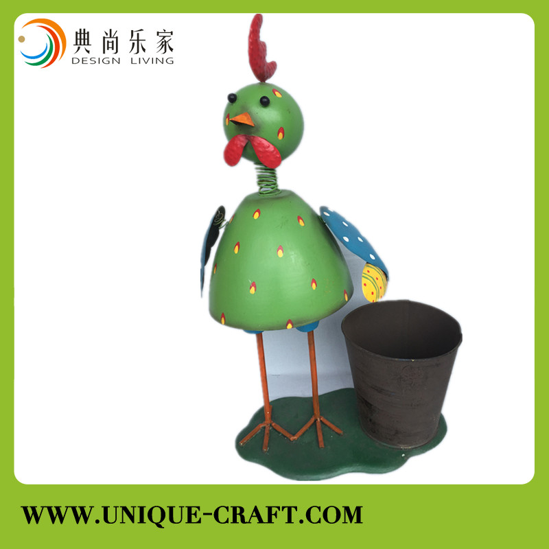 Great home decoration metal animal figure