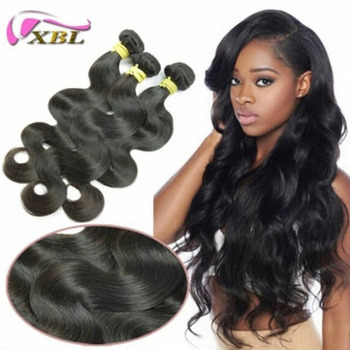Top Premium Hair Body Wave 100 Indian Human Hair Machine Weft