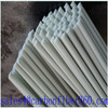 pultrusion smooth surface fiberglass curtain rod, fiberglass solid rod for curtains
