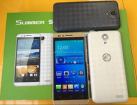mini 4.5 inch summer S4 china phone with 3g smart phone