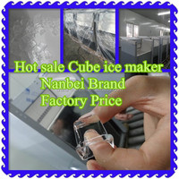 32*32*32cm cube ice maker with imported compressor