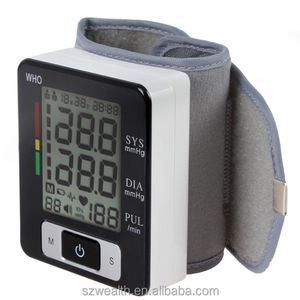 Amazon hot selling FDA approved wrist blood pressure monitor
