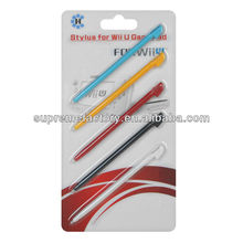 For Nintendo Wii U Stylus Touch Pen 5 in 1 Set