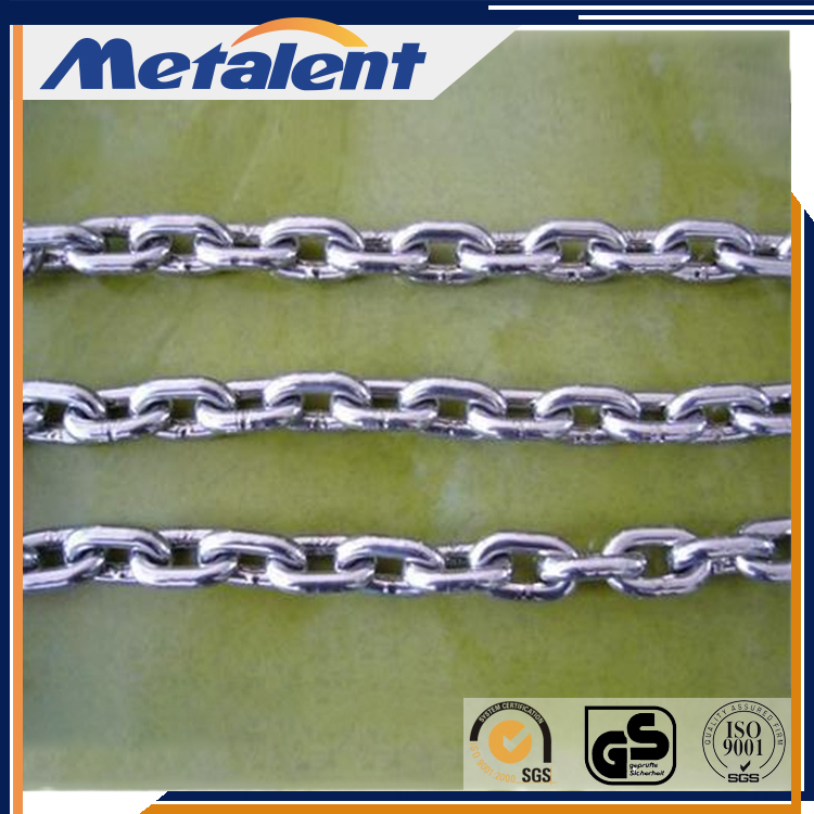 Best price china factory ordinary mild steel welded long link chain
