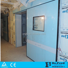 Radiation Shielding Hospital hermetic automatic door