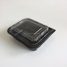 Plastic Sushi Package 810 sushi container