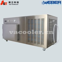 Rice vacuum chiller with CE