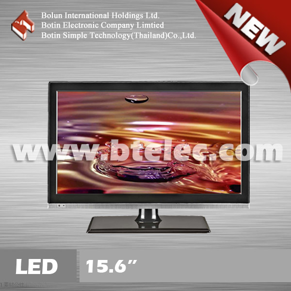 "Made in China new A Grade panel 15.6"" LED TV small"