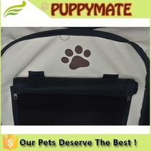 Lovely Durable Pet Tent/Dog Pen/Dog Cage with Strong Steel Frame Lightweight and Portable