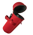 GC----Protective package red color hard water-bottle package EVA box