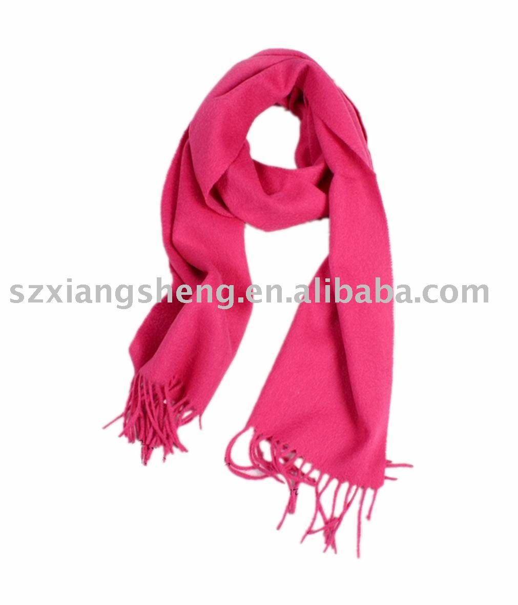 100% Silk Brushed Scarf