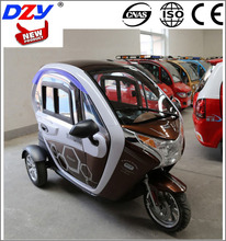 CE Certification and 8 Hours Charging Time Adult Electric Tricycle