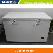 wholesale appliance DC compressor 12v chest solar freezers
