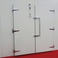Hinged door , sliding door for cold room