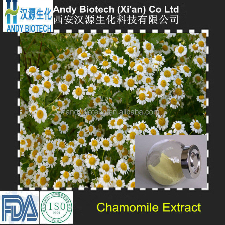 Andy Biotech Supply Chamomile Flower Extract 1.2% Apigenin