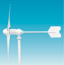 High efficient 300W small home wind turbine with CE certification