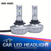2016 Wholesale Super bright LED car headlight bulb 880 881 9005 9006 D2S 30W High Power 3S car Led Headlight