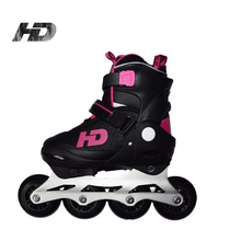 New design adjustable size inline skates professional for everyone