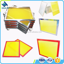 polyester mesh frame used in screen plate