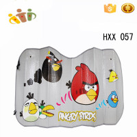 Factory directly sale logo printed car accessories for girls car sunvisor