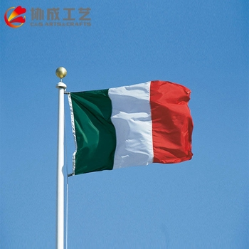 Promotional Italy Country Flag 2017