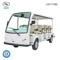 11 Passenger Coach electric Tourist Car with CE certification LQY111BN