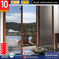 AS2047 bullet proof aluminum double glass lift&sliding door with Euro hardware
