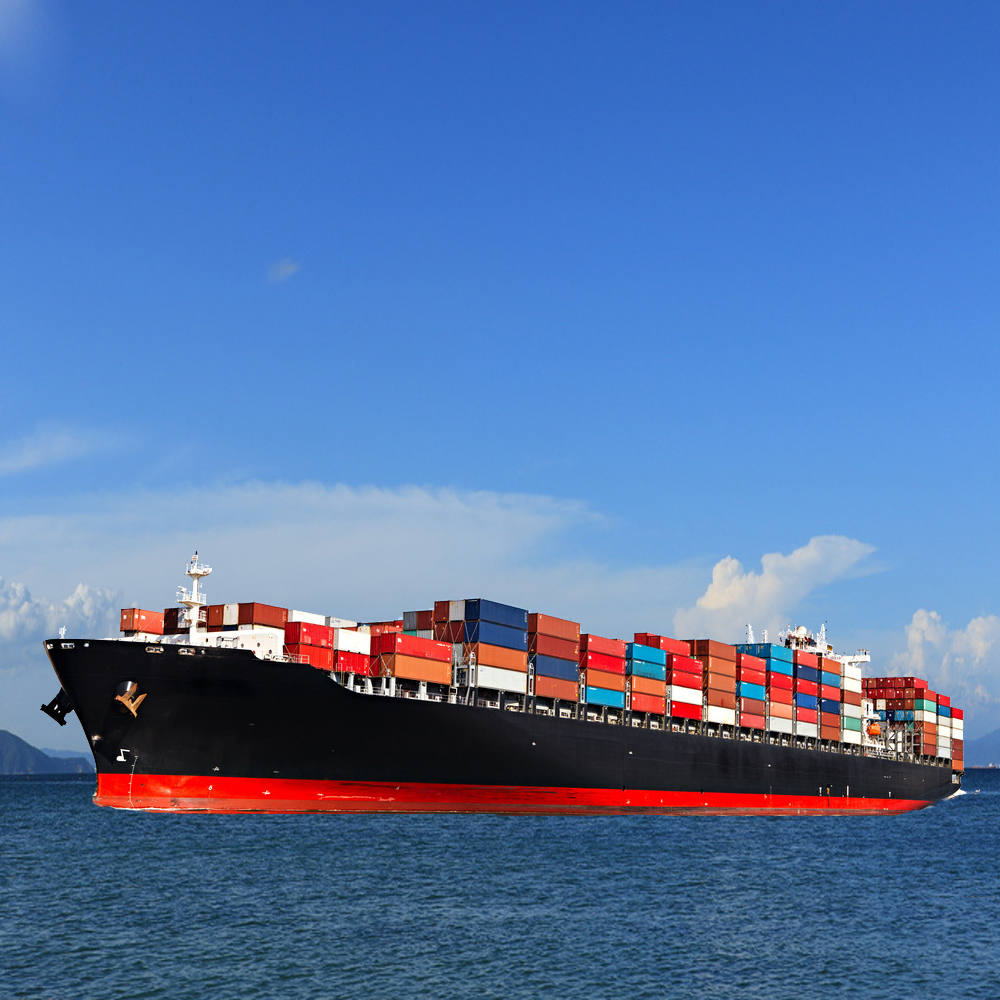 International ocean sea freight container shipping service from china to jacksonville