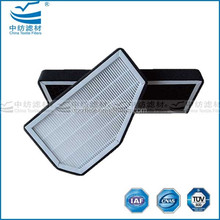 Factory supply DIY HEPA filters,popular car HEPA filter,high efficiency at H13 H14 HEPA filters