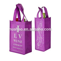 China Suppliers Best Selling Products Wholesale Non Woven Wine Bag