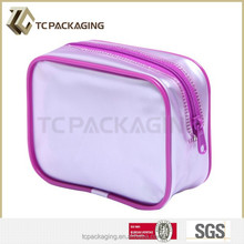 Plastic cosmetic case, plastic carrying case, small plastic case