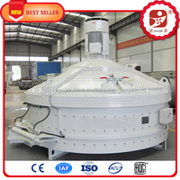 Manually operated 750l hot sale in dubai concrete mixer with hopper
