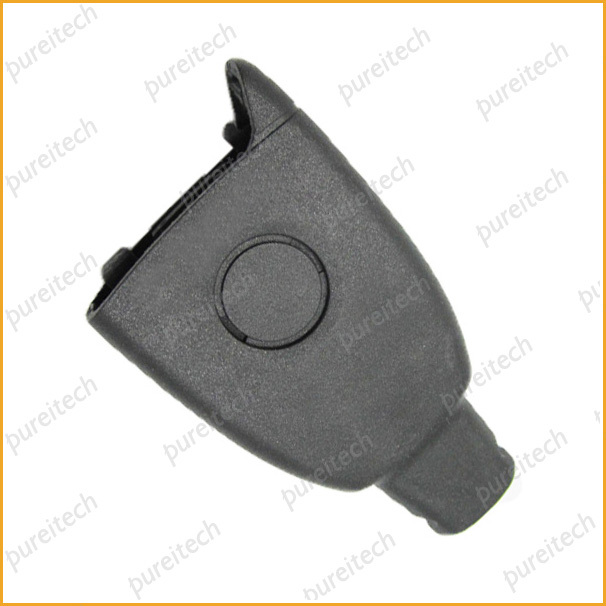 Wholesale plastic black 3 button car remote keyless fobs case for fiat