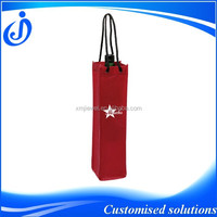 Non Woven Fabric Single Wine Bottle Bags