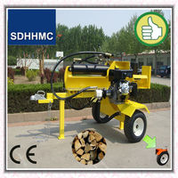 Hot Selling 30 Ton Diesel Engine Fast Log Splitter Hydraulic,CE&EPA Loncin Motor