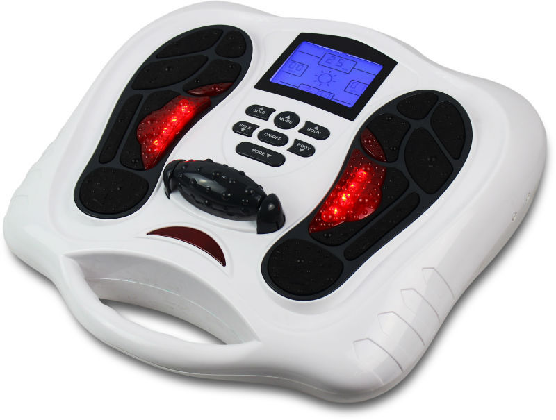 FDA 510K Approved Electric roller Blood Circulation Stimulation Foot Stimulator