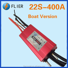 Flier 4CH 2.4G Brushless Water Cooling 400A ESC