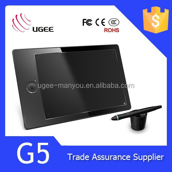 UGEE G5 9x6 inches Professional Digital Pen Tablet pc